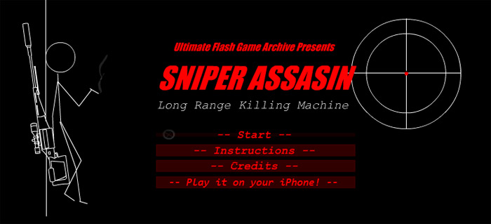 Play Sniper Assassin 1